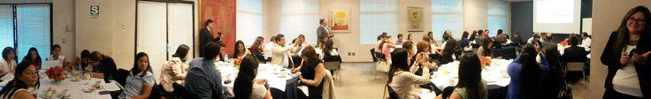 "Aspectos de la conferencia ""Engagement"" Cómo crear ventaja competitiva a través del Capital Humano."