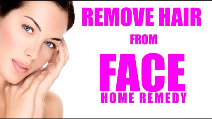 Face Hair Removal Home Remedy In Hindi