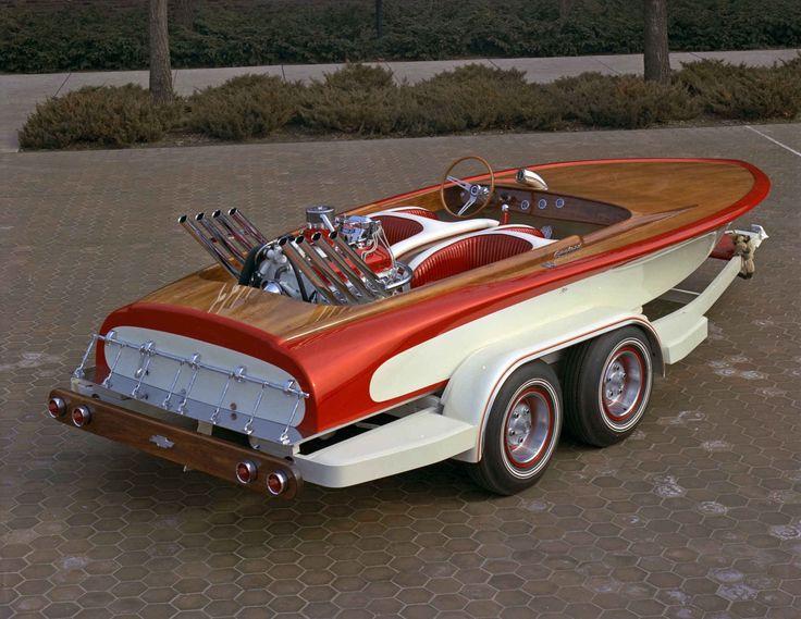 Best Concept Cars 1965 Chevrolet Surfer I El Camino