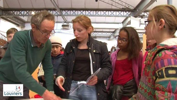15ème Rallye du Patrimoine à #Louviers pour les élèves du CE2 à la 6ème