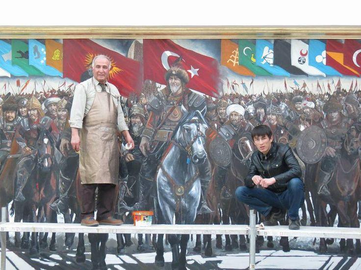 Türk resim sanatının büyük üstadı Prof. Dr. Mehmet Başbuğ vefat etti. Türk kültürünü zenginleştirerek kalıcı eserler veren değerli hocamızın ruhu şad, mekanı cennet olsun. Ailesi, sevenleri, öğrencileri,sanat camiası ve tüm Türk Dünyasının başı sağolsun.