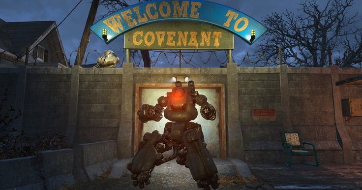 The best Fallout 4 mods - PC Gamer