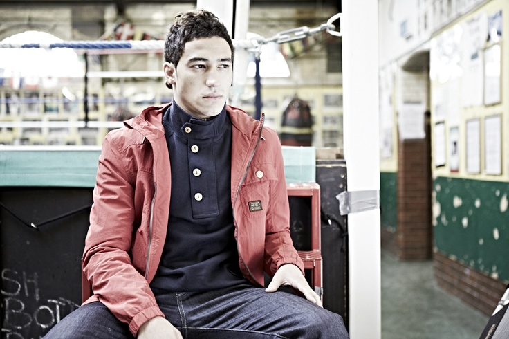 Duck and Cover SS13 - worn by Team GB Judo star Ashley McKenzie