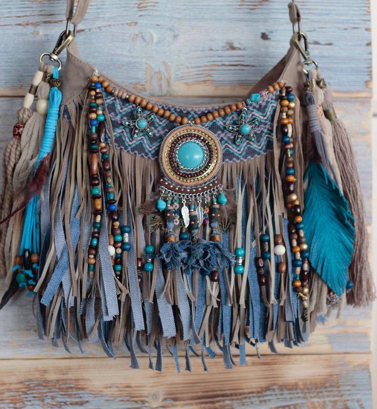 New fringe purse!  Boho bag, fringe bag, hippie purse, gypsy purse, festival bag, bohemian bag, boho accessories, festival accessories, colorful purse by AlisoBay on Etsy