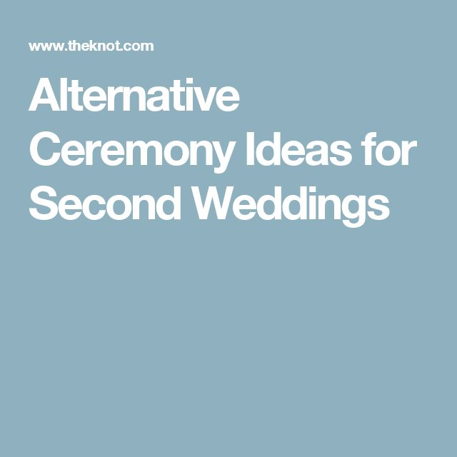 Second Wedding Themes: 25+ Best Ideas About Second Weddings On Pinterest