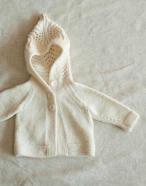 Ravelry: Clementine Hoodie pattern by Carrie Bostick Hoge