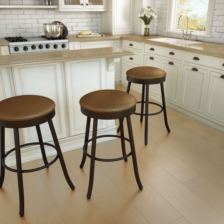 Amisco Root Stool 42428 Furniture Kitchen