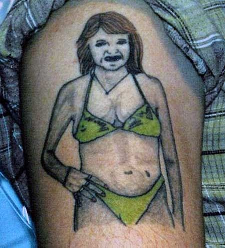 29 People With Horrible Tattoos