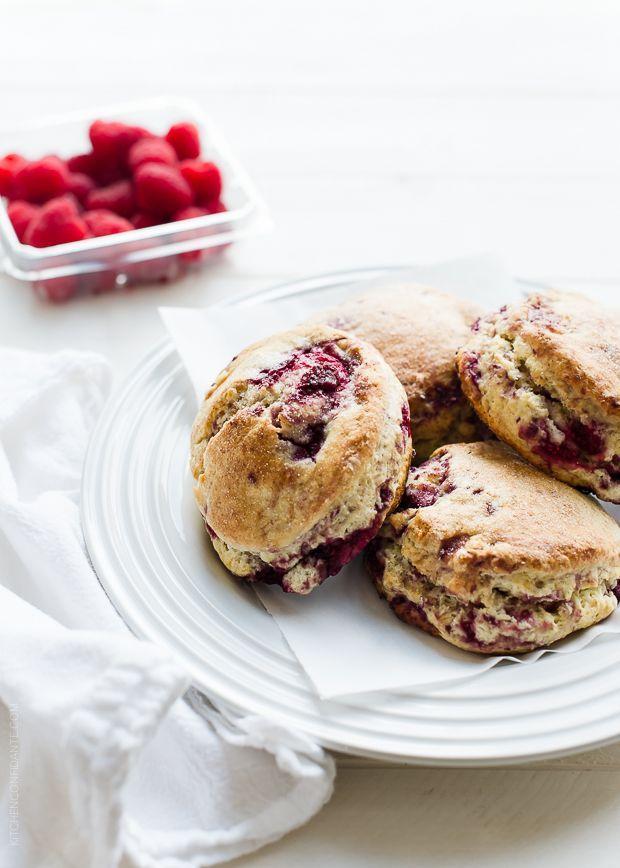 Coconut Raspberry Scones | Inspiration, Breakfast dessert and Tea ...