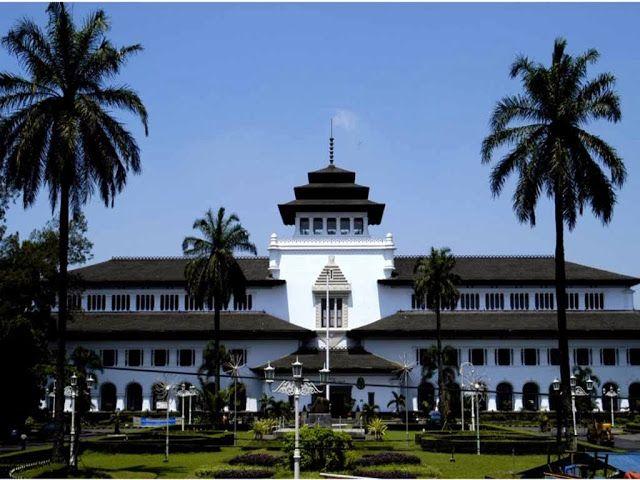 Gedung Sate wisata Bandung
