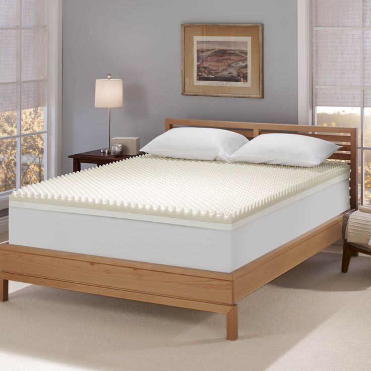 Serta Renewal Dual Layer Memory Foam Mattress Topper Ping The Best Prices On Toppers