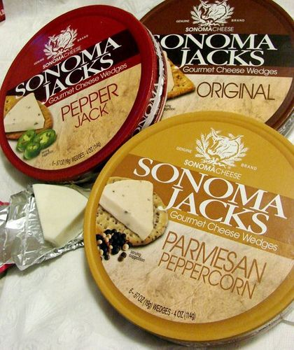 "Dave's Cupboard: Sonoma Jacks ""Gourmet"" Cheese"