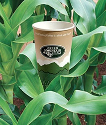 Green Mountain Coffee Roaster's Ecotainer Coffee Cup