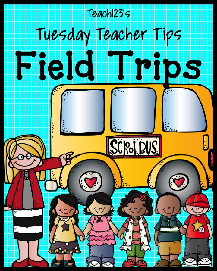 Field Trips:  Tuesday Teacher Tips:  ideas to make your next field trip less hectic plus FREE printables.