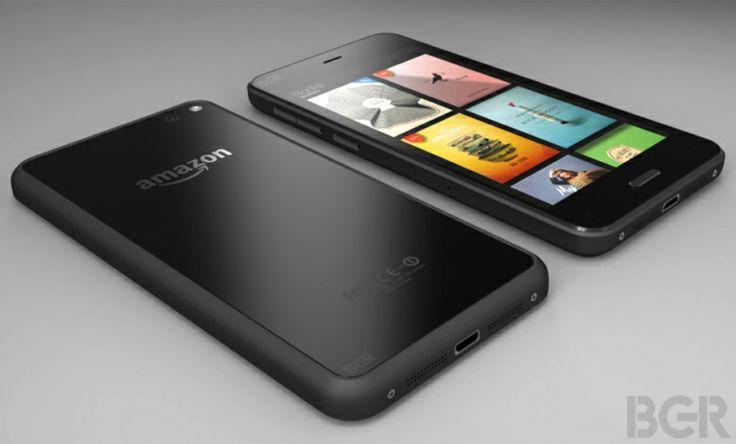 Amazon's new phone