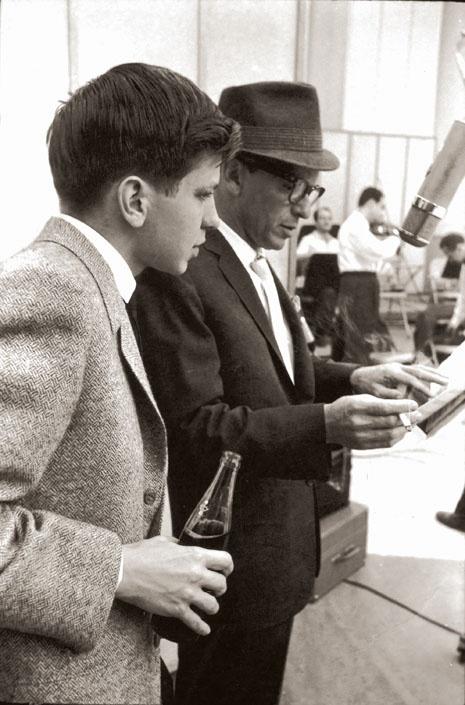 Frank Sinatra & Frank Sinatra Jr.
