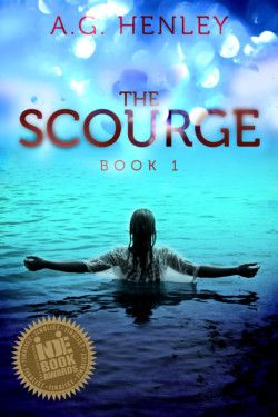 http://bit.ly/2fg1Qx0 -     FREE BOOK OF THE DAY        The Scourge by A.G. Henley   Seventeen-year-old Groundling, Fennel, is Sightless. She's never been able to see her lush forest home, but she knows its secrets. She knows how the shadows shift when she passes under a canopy of trees. She knows how to hide in the cool, damp caves when the Scourge comes. She knows how devious and arrogant the Groundlings' tree-dwelling neighbors, the Lofties, can be. And she&#82