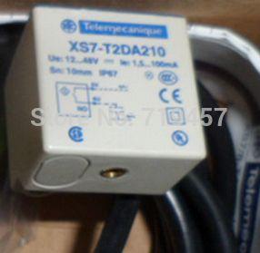 XS7-T2DA210 DC12-48V Square wire proximity switch