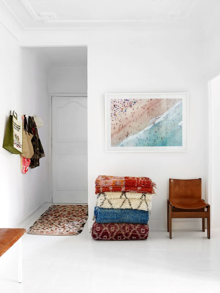 The airy Moroccan home of Kulchi owner Cassandra Karinsky. Photography: Gaelle Le Boulicaut
