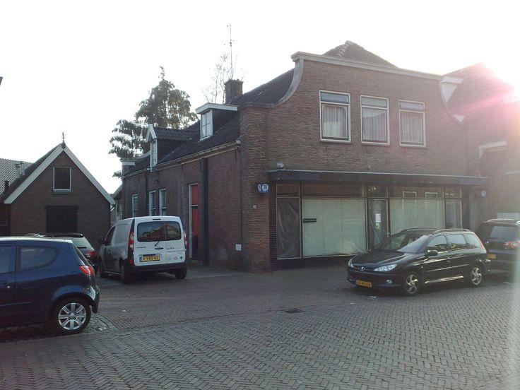 De voormalige slagerij van Haverkate in Delden.