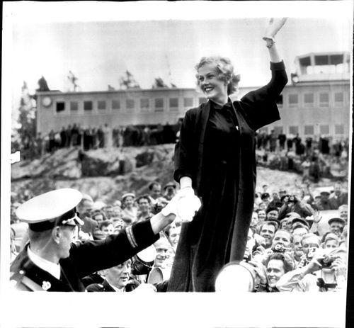1952 Armi Kuusela Miss Universe 1952
