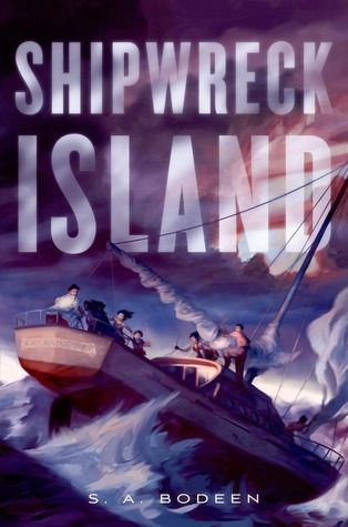 Shipwreck Island series, BK #1...Sarah Robinson is deeply troubled in the wake of her dad's second marriage. She now has to deal with a new stepmom and two stepbrothers, Marco, who is her age, and Nacho, who's younger. Even though they've all moved from Texas to California to start life as a new, blended family, none of the kids seem remotely happy about it...