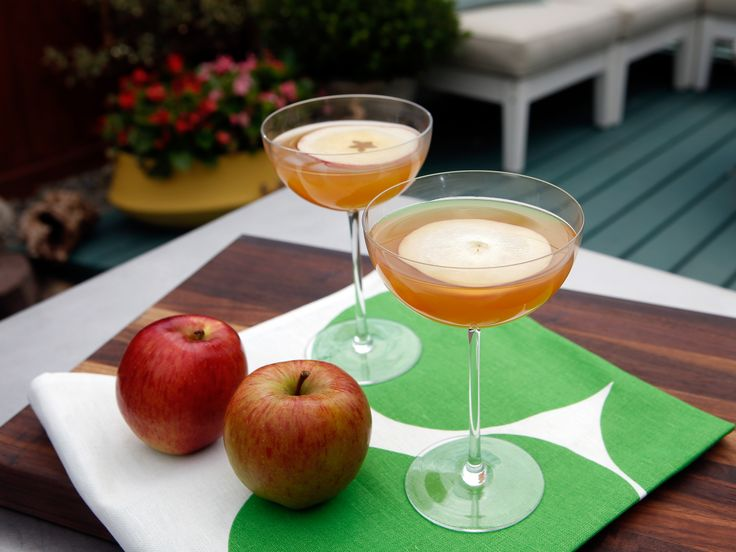 Food Network The Kitchen Appletini