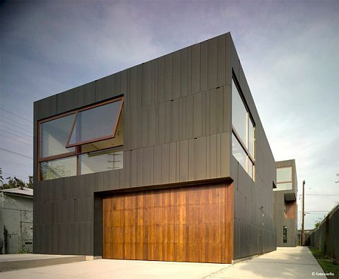 Armor House in Los Angeles