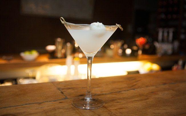 Receita de Lichia Martini - iG