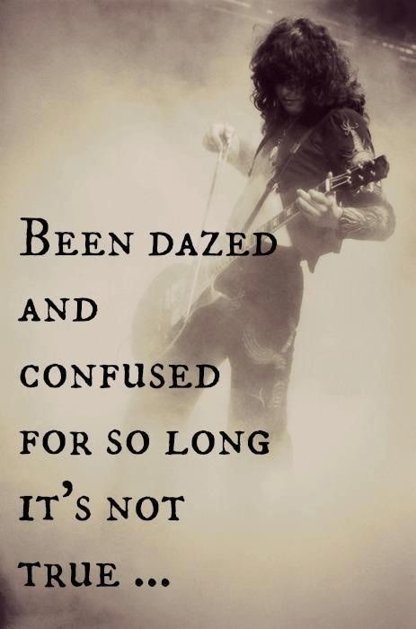 Dazed and Confused. Led Zeppelin 1969