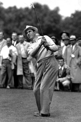 Sam Snead | re-pinned by http://www.countryclubsinflorida.com