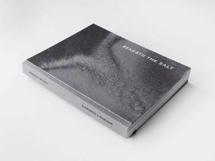 Beneath the Salt Hard cover Print and paper: Offset på Munken Print Cream 15, 115gsm
