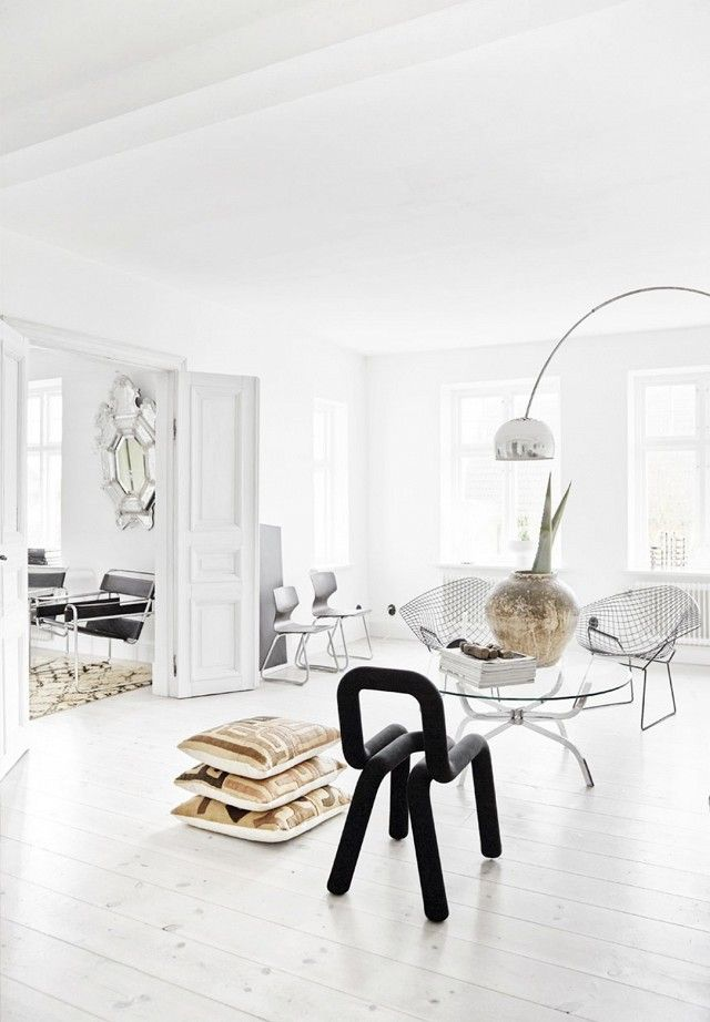 All White Rooms 207 best home sweet home images on pinterest | home, minimalist