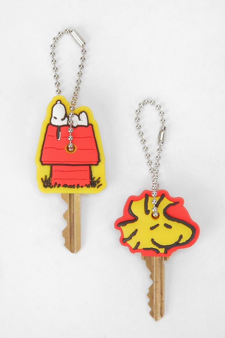 #Peanuts Key Caps