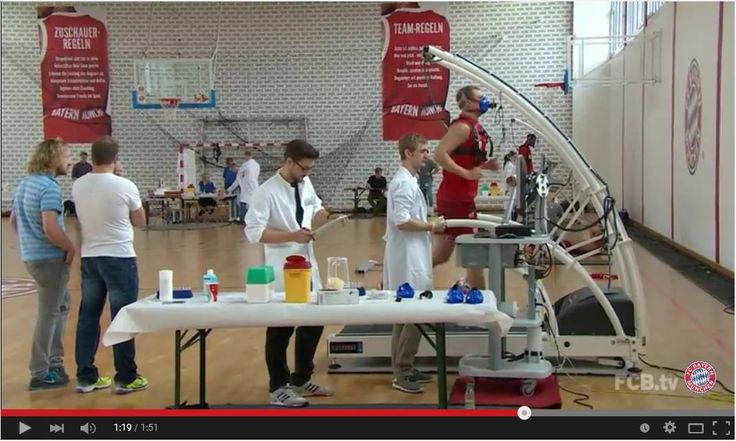 Check the video of the second part of Bayern Munichs the pre-season test!