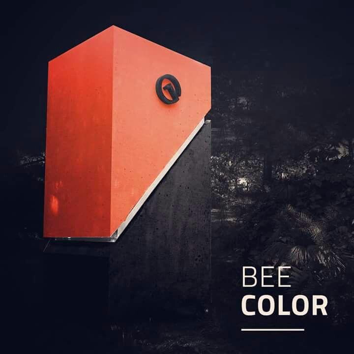 BEECOLOr. Modern beehive. Beehappy. Greenstreethouse.pl #bee #beehappy #beehive #greenstreethouse #pszczoly #ul #flowhive #miod #honey #instabee #beekeeping#beekeeper #garden #ogrod #balcony #eco #nature #ecology #green #flow #sweethoney #healthy #design #urban #rooftop #minimalism #designbeehive