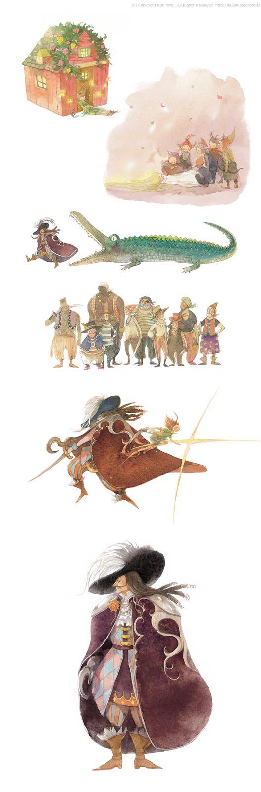 lunavis: Peter Pan