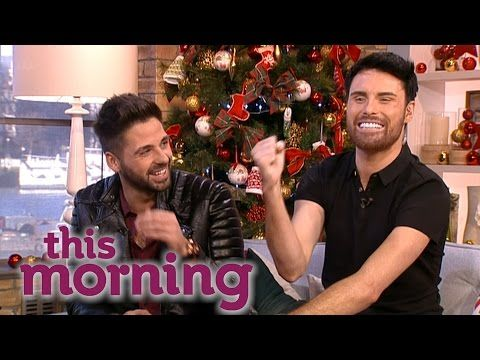 (66) Ben Haenow On Winning The X Factor | This Morning - YouTube
