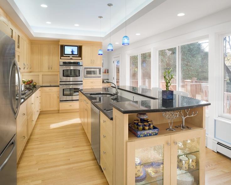 Newton Ma Kitchen Remodeling By Feinmann Inc ...