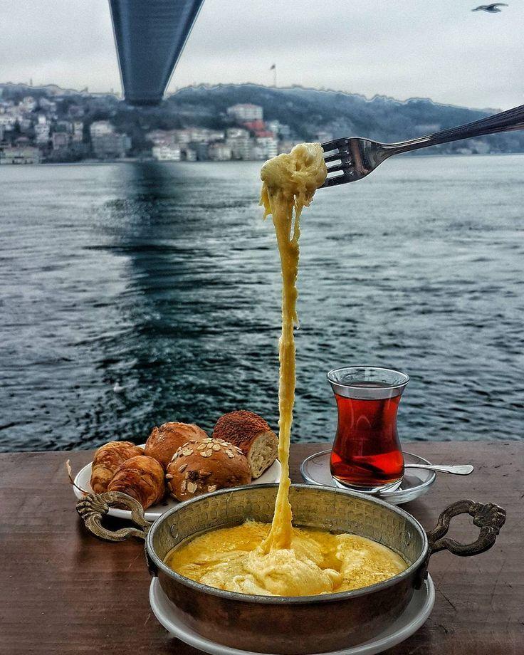 Kind of Turkish Breakfast at Bosphorus