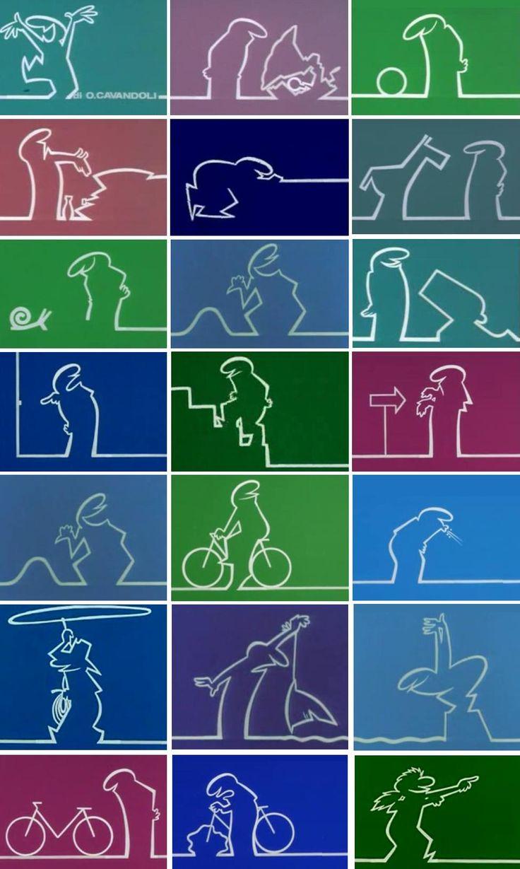 La Linea Wallpaper via http://wallpoper.com