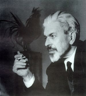 Andreas Embirikos (1901-1975)poet , keen photographer and the 1st Greek psychoanalyst.His poetry can be defined by 2 major tendencies.First,he was one of the major representatives of surrealism.As he himself admitted it was precisely the originality and extravagance of his work contributing to his commercial success.Then,together with Seferis,was the most important representative of the generation of the '30s contributing greatly  to modernism in Greek letters.