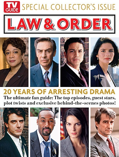 There's nothing like a marathon session of Law and Order to get yourself into (or out of) #LSAT mode!  Just don't let it get out of hand-- it's too easy to get sucked in and emerge, bewildered, 10 hours later:)