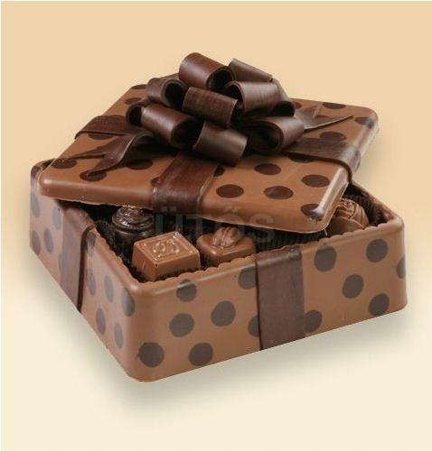 Chocolates in a Chocolate Box!!