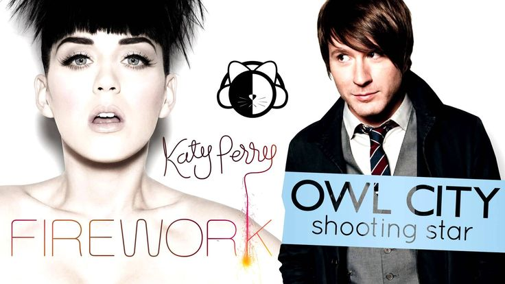 Firework vs Shooting Star [Owl City & Katy Perry Mashup]