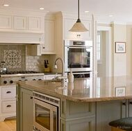 Kitchen Island Different Color Than Cabinets 64 best kitchen island ideas images on pinterest | home