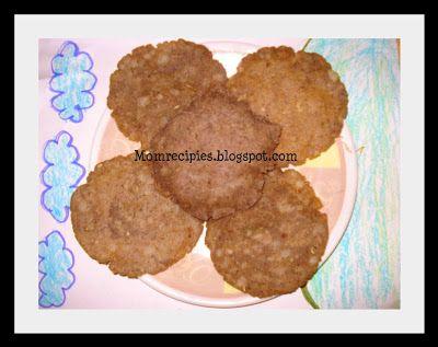 Kuttu Ki Puri (Buckwheat Poori )