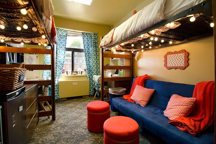 Dear students living in close quarters with roaches, mice and roommates:  Dorm rooms at Tech are anything but spacious—and this is coming from a relatively
