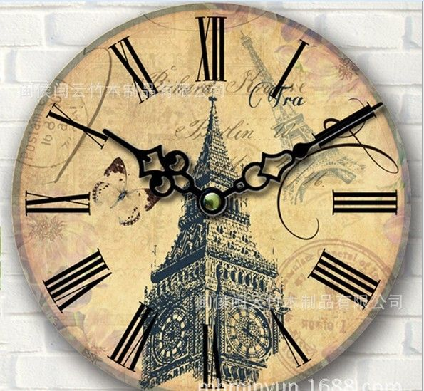 74 best CLOCK images on Pinterest | Wall clocks, Clock wall and ...