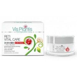 Vis Plantis Reti Vital Care Anti-Falten befeuchtende Tages Creme Retinol + Adenosin, 50ml